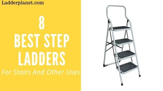 Step Ladders For Stairs