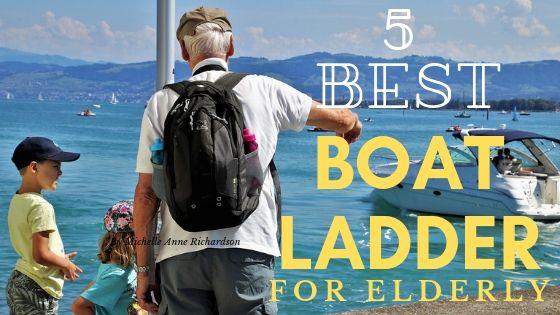 boat ladder for elderly